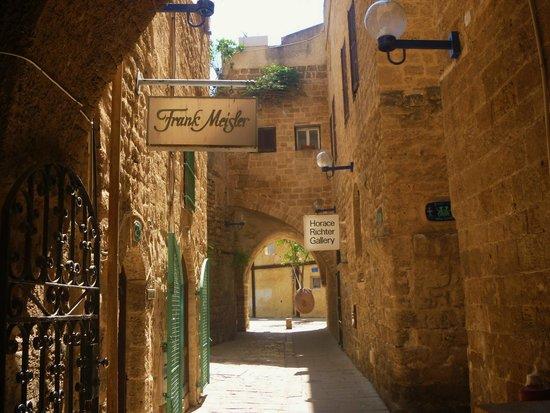 Jaffa Old City: Старый город