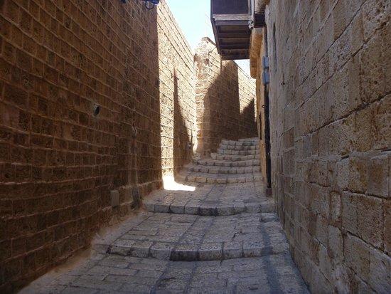 Jaffa Old City: Улицы города Яффо
