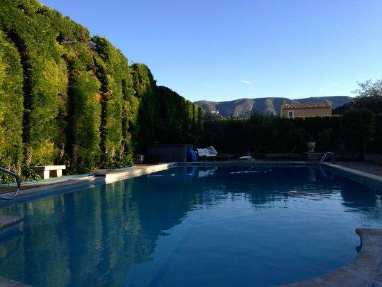 Le Mas du Magnolia : Pool