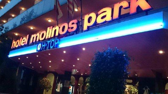 H·TOP Molinos Park: The hotel