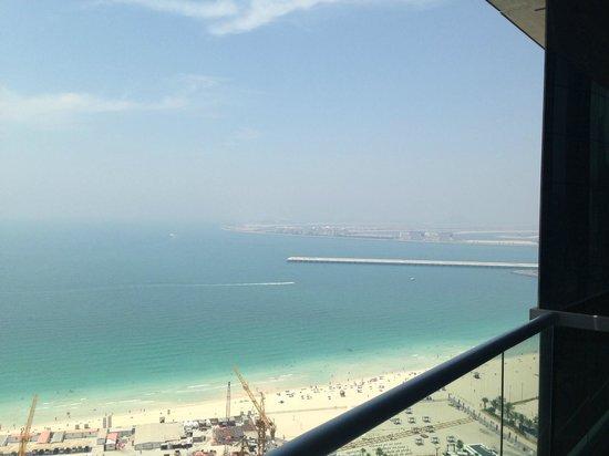 JA Oasis Beach Tower: view