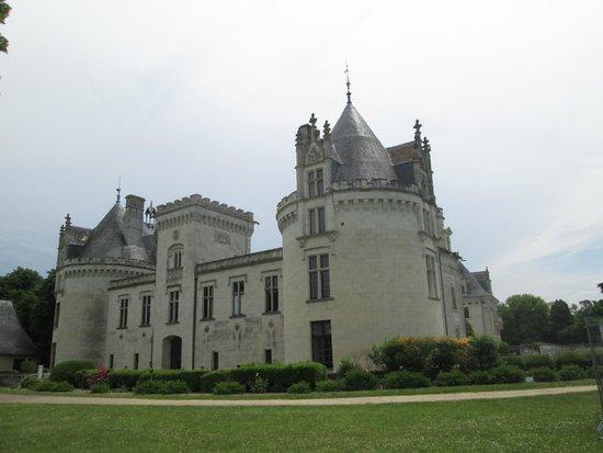 Château de Brézé : the Chateau de Breze