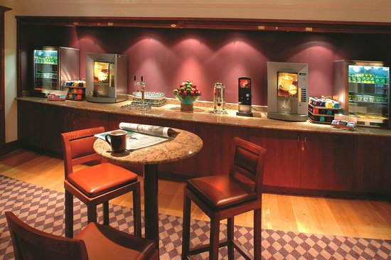Kettering Park Hotel and Spa: Conference Cafe