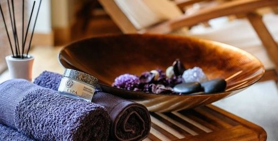 Kettering Park Hotel and Spa: Spa