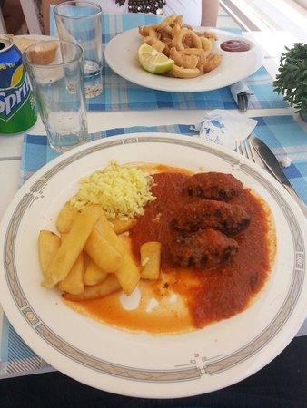 Fanari Restaurant: .