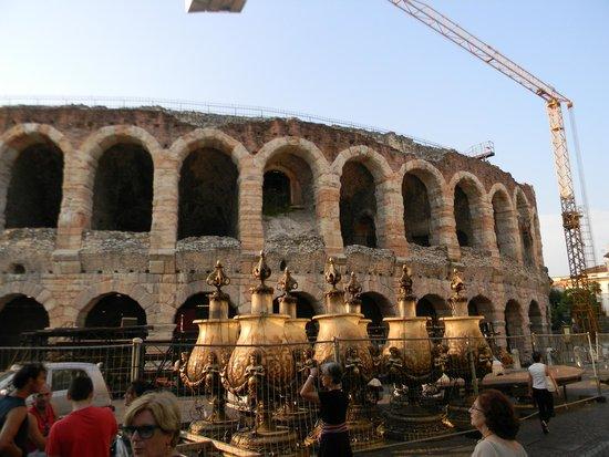 Arena di Verona: Арена Вероны