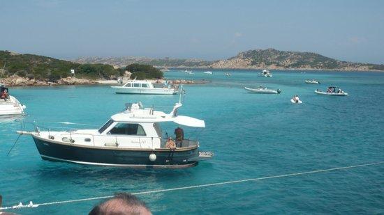 TUI Family Life Janna e sole : Eaux des îles de la Maddalena