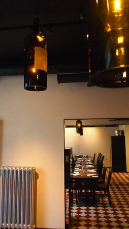 Passio Kitchen and Bar: Passio is a sleek