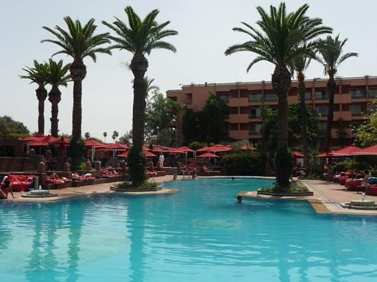 Sofitel Marrakech Lounge and Spa: Pool