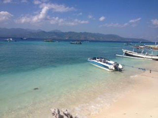 Tir Na Nóg Gili Trawangan Accommodation: Some of the views