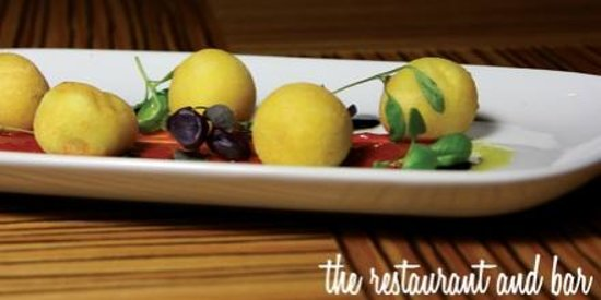The Restaurant and Bar: New Summer Menu