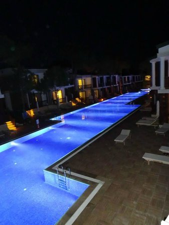 Voyage Belek Golf & Spa: zwembadje aan de kamer