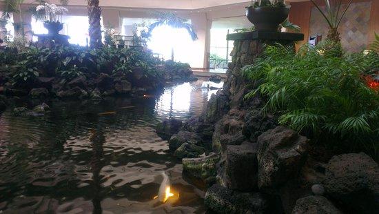 Hyatt Regency Jeju: Lobby area