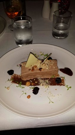 Temple of Tastes Restaurant: Nutella parfait