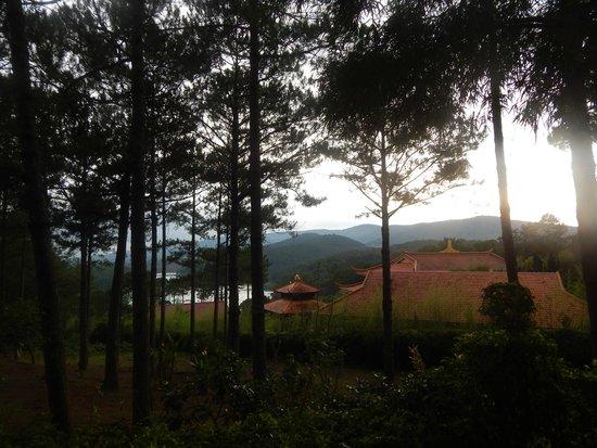 Thien Vien Truc Lam: Виды просто необыкновенной красоты!