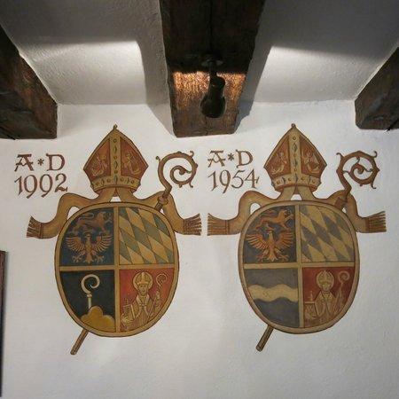 Klostergasthof Andechs: Andechser Wappen