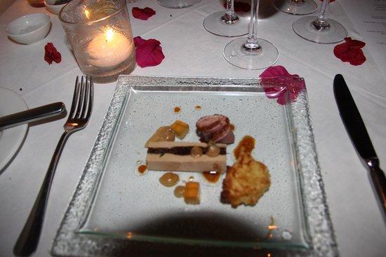 La Colombe: Foie Gras