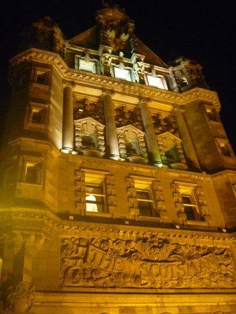 The Scotsman Hotel: Esterno