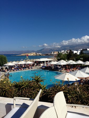 Creta Maris Beach Resort: the vieuw
