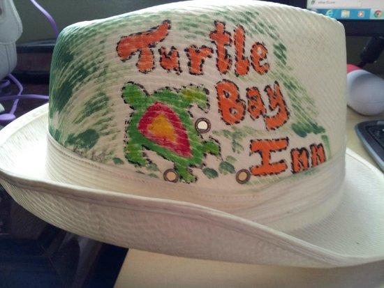 Turtle Bay Inn: recuerdo del hotel hecho a mano