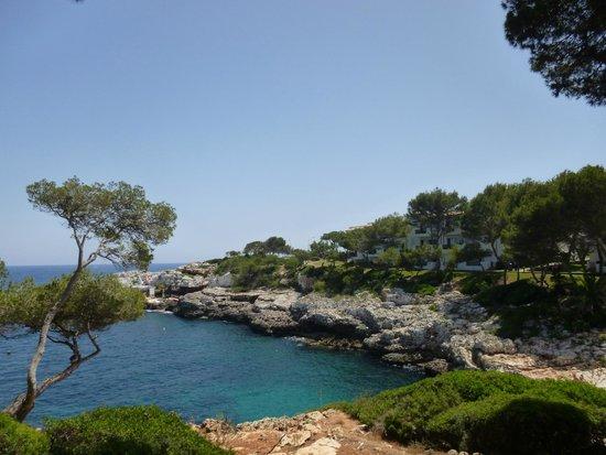 Inturotel Cala Azul Park: View of sea