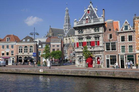 Van der Valk Hotel Haarlem : The city of Haarlem