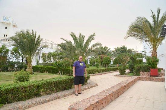 Arabella Azur Resort: ! dag slecht weer