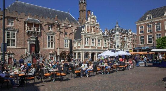 Van der Valk Hotel Haarlem : Grote Markt Haarlem