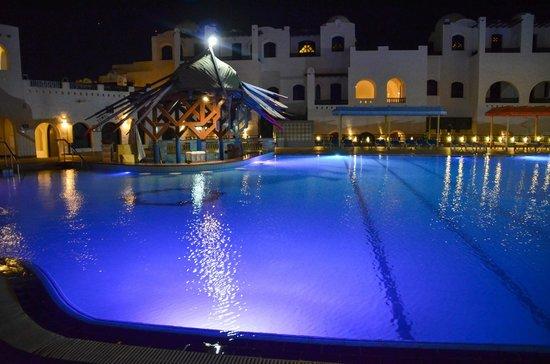 Arabella Azur Resort: Het grote zwembad