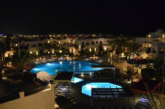 Arabella Azur Resort: Uitzicht hotel