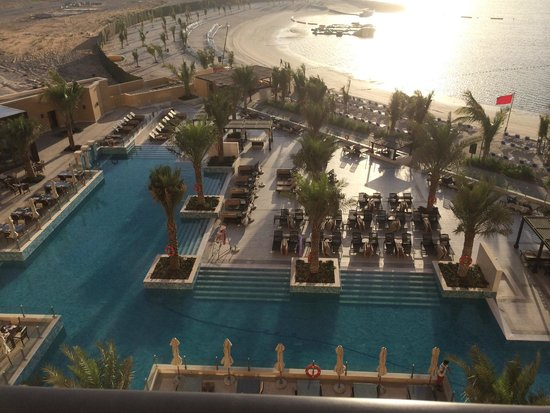 DoubleTree by Hilton Resort & Spa Marjan Island: view from room
