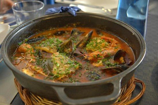Restaurant La Sirena : fish stew