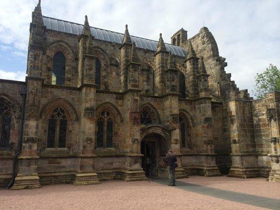 Heart of Scotland Tours: Rosslyn Chapel