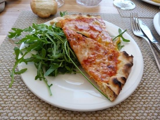 Cala Fiorita : hummmm les pizzas