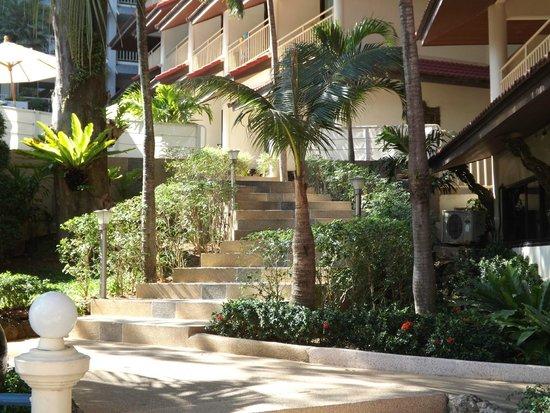 Chanalai Flora Resort : hotel