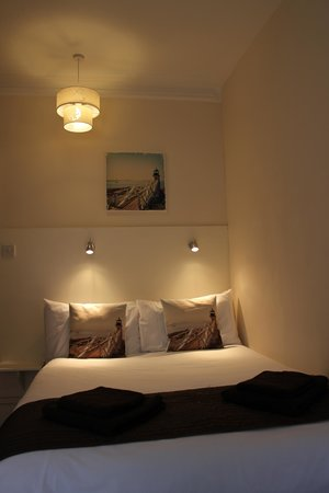 The Elmfield: Double bed room 4