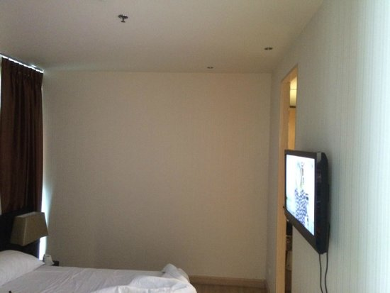 Admiral Premier Bangkok by Compass Hospitality: Bedroom