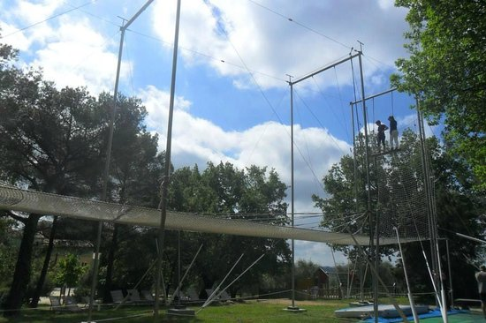 Club Med Opio Provence : TRAPEZE
