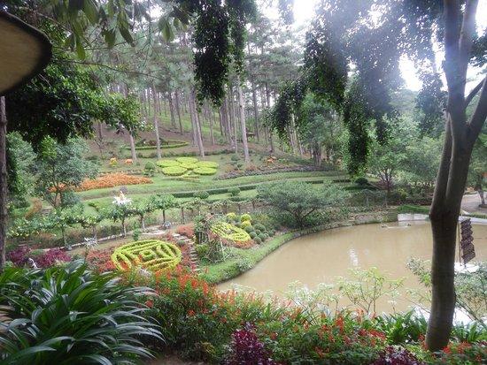 Prenn Falls: Парк