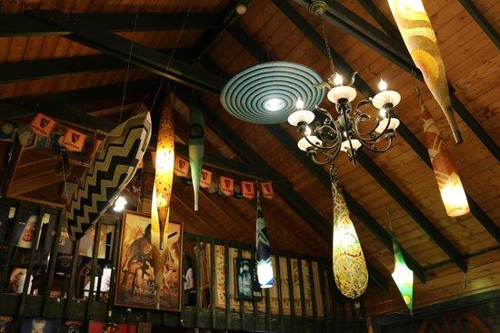 Shangrila Hanging Garden Resort: Dinning place