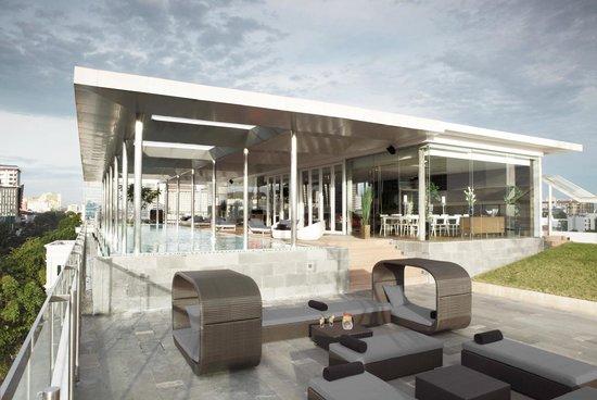 Morrissey Hotel Residences: Resident Lounge