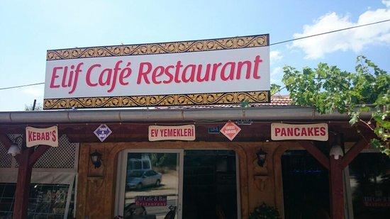 Elif Cafe Restaurant Bar