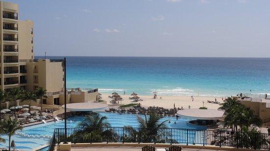 The Royal Sands: 部屋からの眺め