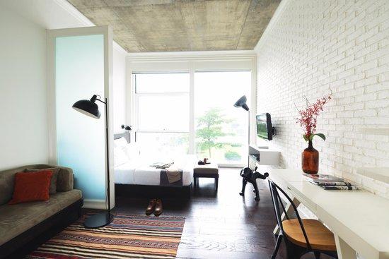 Morrissey Hotel Residences: Studio