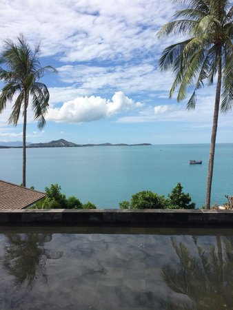 The Kala Samui : View from the Pool Area