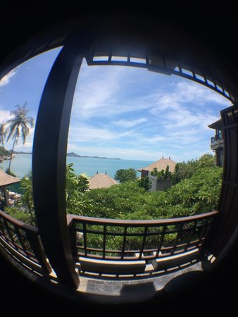 The Kala Samui : Beautiful View from our room :)