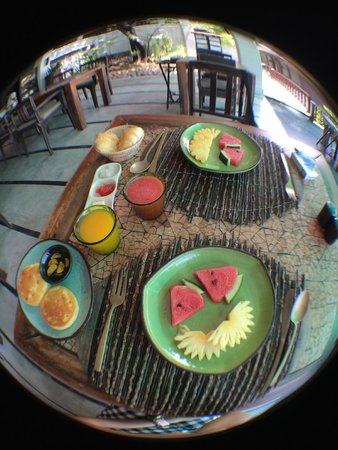 The Kala Samui : Breakfast Selection!! (Super Yummy + all you need to start off a great day!)