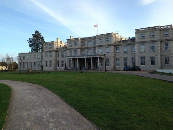 De Vere Wokefield Park: Outside of main building