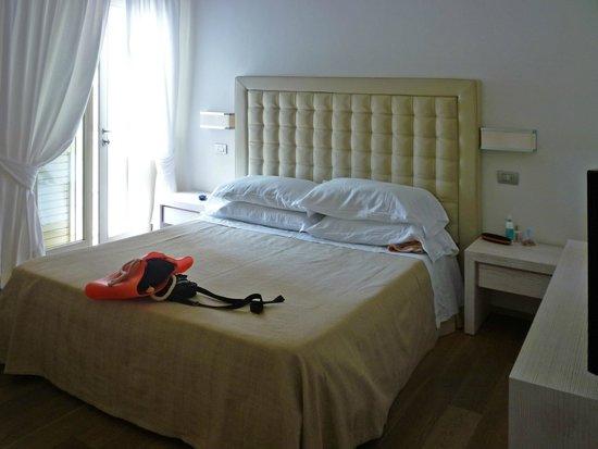 Hotel Alta la Vista: letto