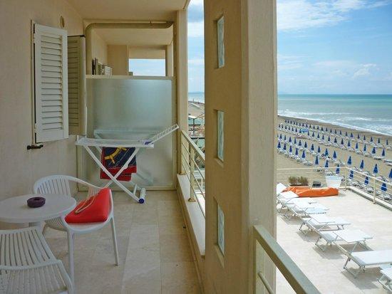 Hotel Alta la Vista : balcone